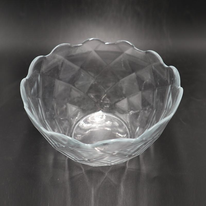 Glass Fresh Bowls