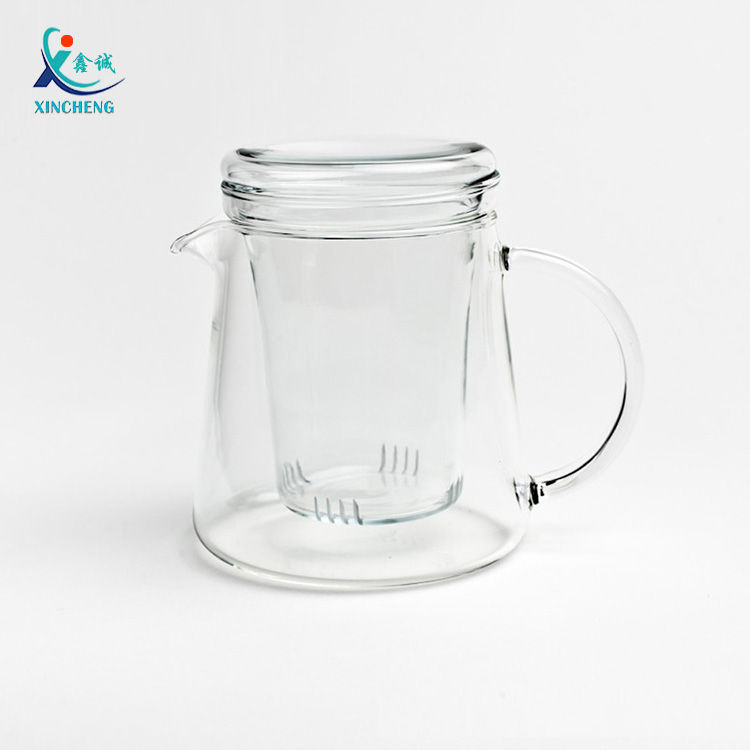 Glass Water & Tea Pots
