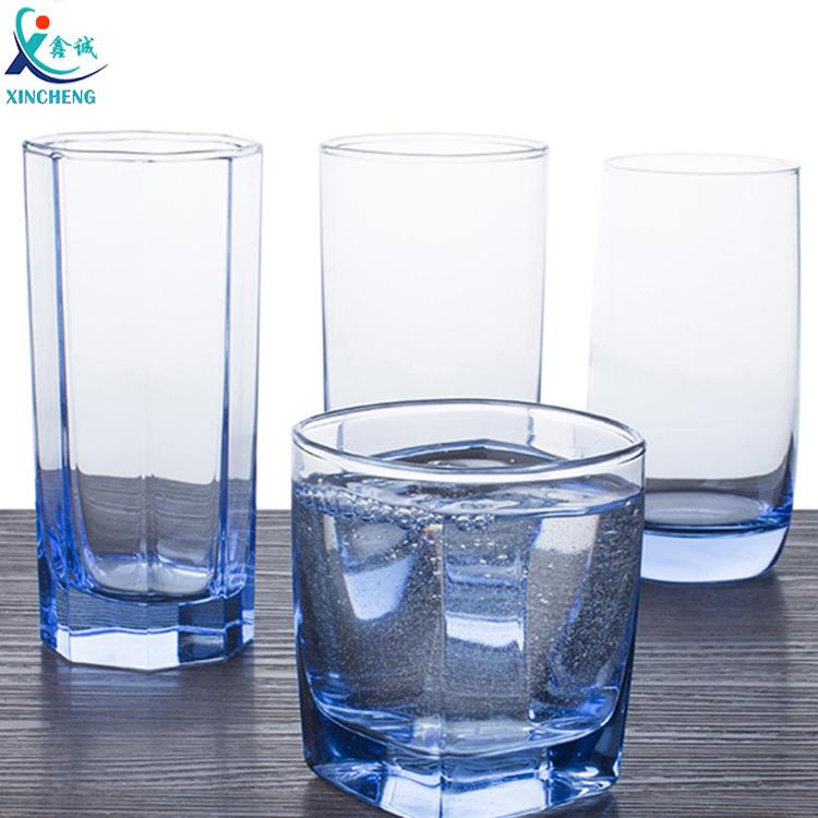 Glass Tea & Water Cups