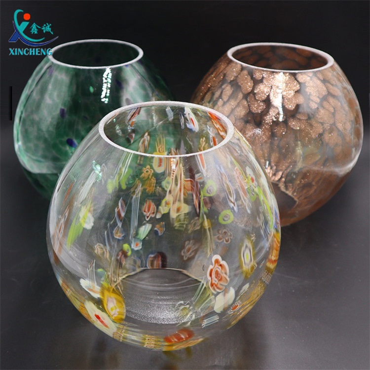 Glass Table Lampshades